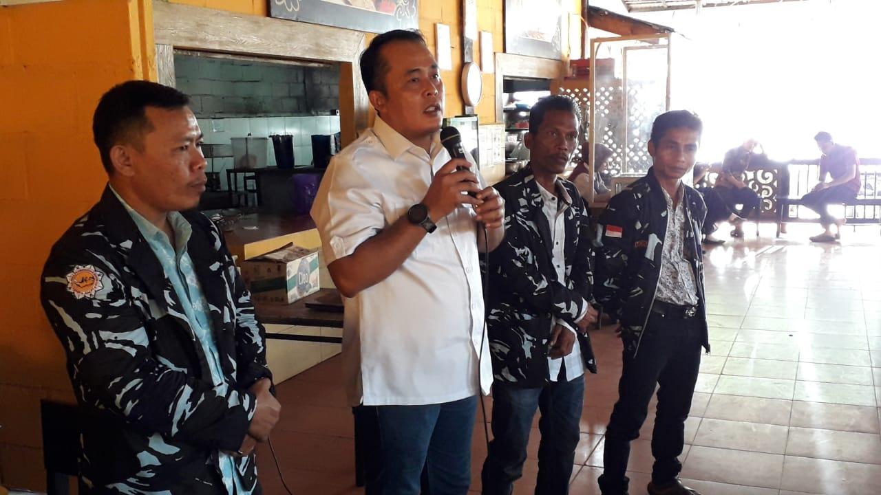 Di Hadapan Kader AMPI, Aulia Rachman Siap Mundur Jika Gagal Majukan Medan Utara