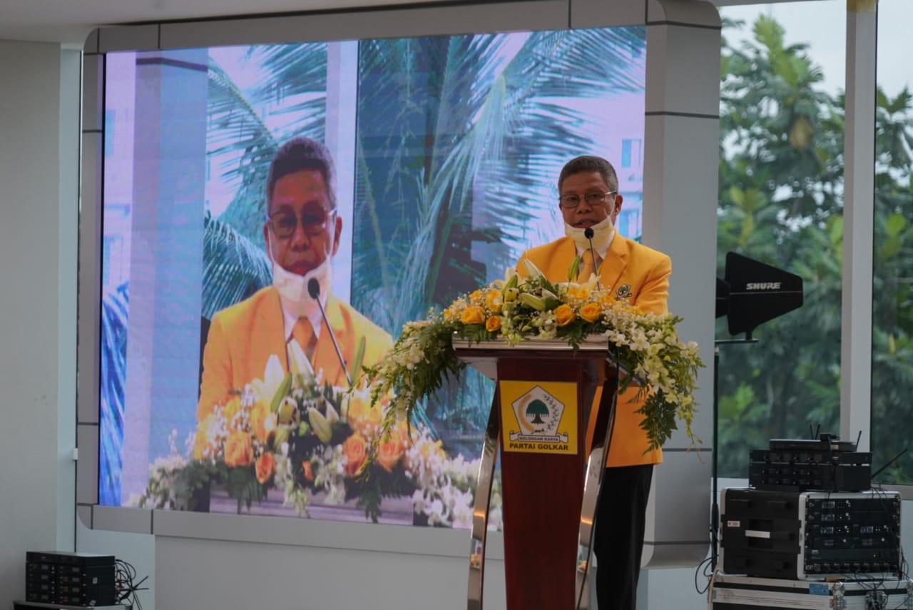 Targetkan Usman Marham 10 Kursi DPRD Pinrang, Taufan Pawe Siap Turun Gunung