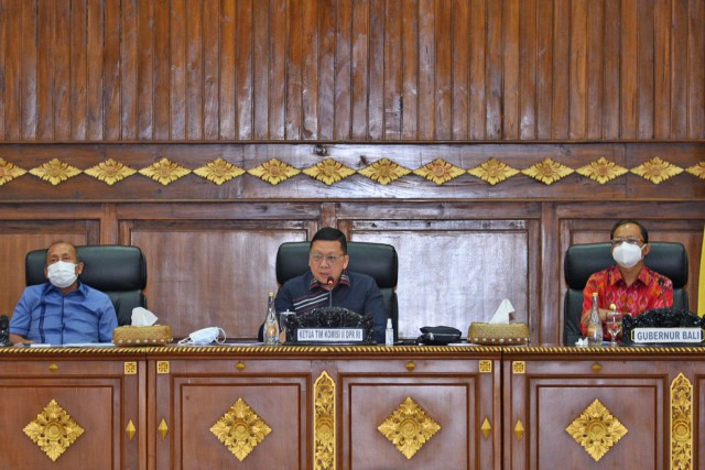 Ahmad Doli Kurnia: UU Bali Bakal Jadi Payung Hukum Sesuai Potensi Pariwisata Daerah