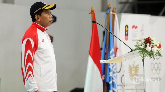 Indonesia Hanya Peringkat 4 di SEA Games 2019, Menpora Zainudin Amali Tetap Puas