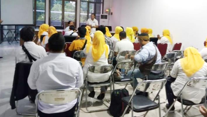 Lewat Kelas Beringin, Golkar Kabupaten Bandung Cetak Kader Kualitas Unggul Dalam Berpolitik