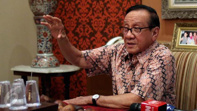 Mimpi Akbar Tandjung Golkar Kembali Jaya