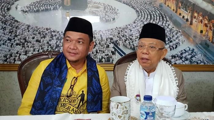Ace Hasan Minta Pelaku Kolase Foto Wapres Ma'ruf Amin dan Kakek Sugiono Ditindak Tegas