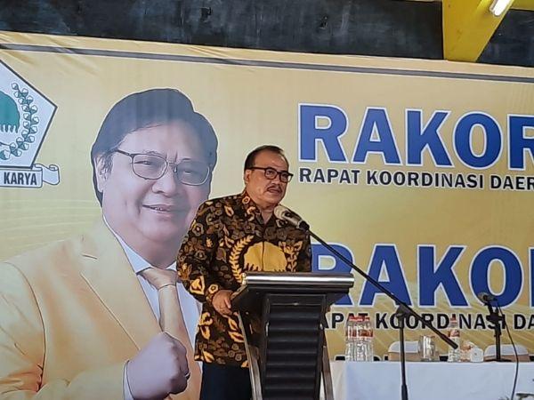 Panaskan Mesin, Golkar Bali Tatap Pemilu 2024