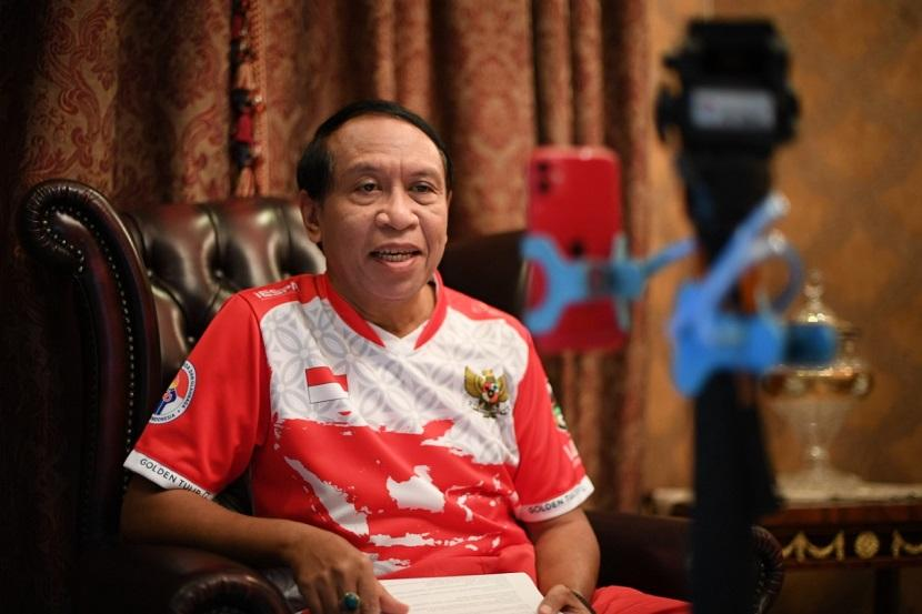 Menpora Zainudin Amali Ingin Indonesia Jadi Tuan Rumah Piala Dunia