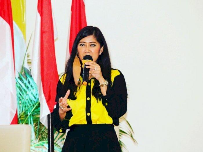 Meutya Hafid: Kami Belum Terima Surat Presiden Jokowi Soal Pergantian Panglima TNI