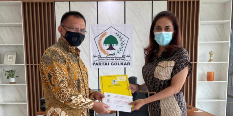 Tunjuk Gde Sumarjaya Linggih Jadi Plt Ketua Golkar NTB, DPP Tugaskan Segera Siapkan Musda