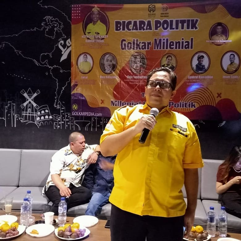 Politikus Muda Golkar Protes Keras Sikap PKB Dukung Pembatalan Kajian Ramadhan PELNI