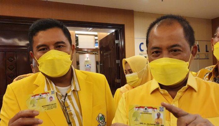 Fokus Jadi Partai Modern, Juliyatmono: Golkar Jateng Percepat Kepemilikan KTA Berbasis NIK