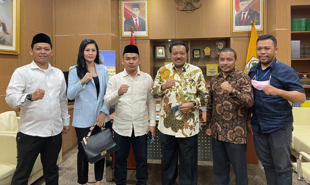 Idris Laena Minta Kader AMMDI Progresif Dan Mampu Jadi Lokomotif Perubahan