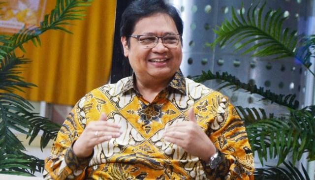 Ramalan Joyoboyo, Airlangga Calon Pengganti Jokowi di Tahun 2024?