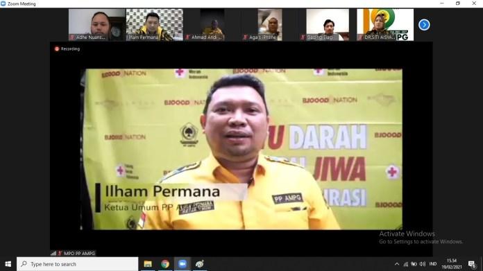 AMPG Gandeng Caraka Muda Nusantara Kampanyekan Vaksinasi COVID-19 Untuk Diaspora WNI