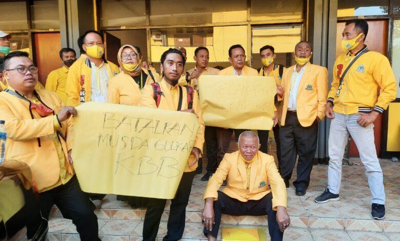 Mahkamah Partai Tunda Sahkan Pengurus Golkar Bandung Barat, Ini Alasannya