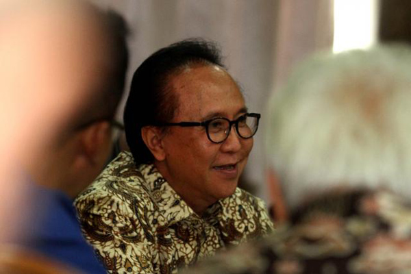 RUPS BUMI Tunjuk Wakil Ketua Dewan Pembina Golkar, Sharif Cicip Sutardjo Jadi Presiden Komisaris