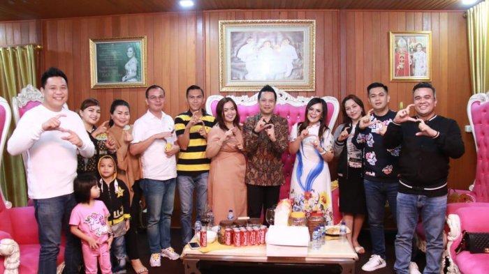 Golkar Milenial Sulut Dukung Syerly Adelyn Sompotan Maju di Pilwali Tomohon 2020