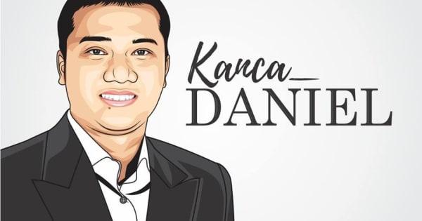 Sembuh Dari COVID-19, Calon Bupati Indramayu Daniel Mutaqien Mencoblos di TPS 02 Margadadi