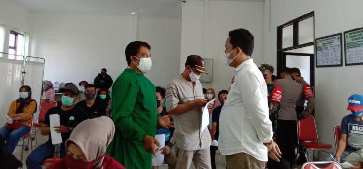 Ormas MKGR Kabupaten Sumedang Gelar Vaksinasi COVID-19 Untuk 1.000 Masyarakat