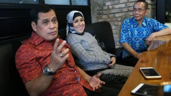 Nurdin Halid Minta Kader Golkar Sulsel Shalat Idul Fitri Di Rumah Masing-Masing