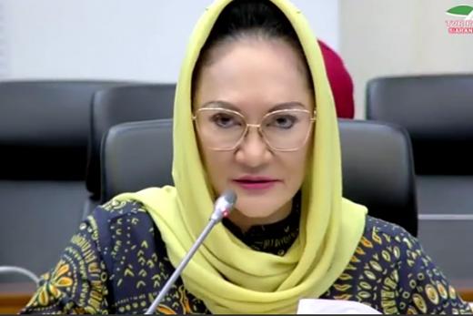Dewi Asmara Rekomendasikan Penghargaan Untuk Kementerian dan Lembaga Peraih WTP