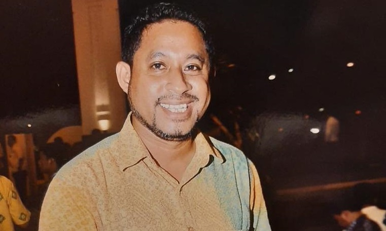 Dampingi Ali Ibrahim Bauw, Yohanis Manibuy Yakin Segera Kantongi Rekomendasi DPP Golkar