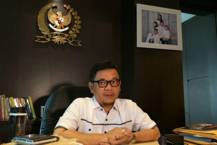 Ace Hasan Sesalkan Aksi Mensos Risma Memarahi dan Tunjuk-Tunjuk Pendamping PKH Gorontalo
