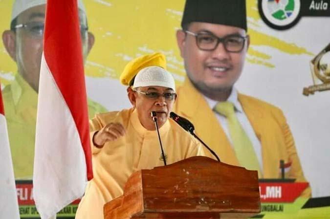 Sesepuh Golkar dan Ayah Walikota Tanjungbalai, Zulkifli Amsar Batubara Meninggal Dunia
