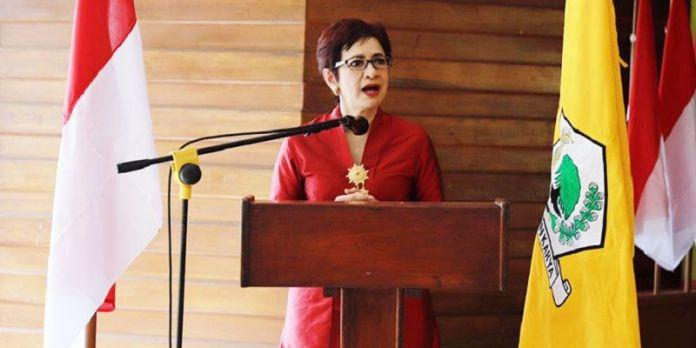 Nurul Arifin Tegaskan Krusialnya Peran Perempuan Dalam Pembangunan