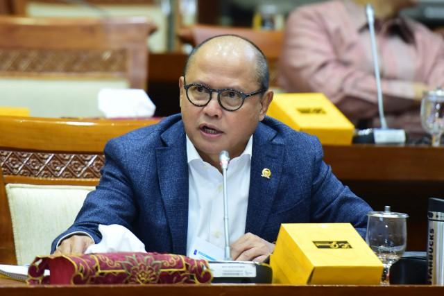 Agar Cepat Selesai, Mukhtarudin Minta RUU Omnibus Law Cipta Kerja Dibahas di Baleg DPR