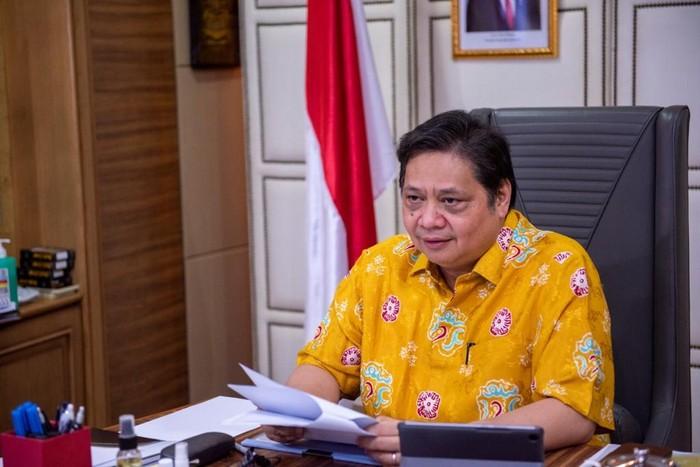 Stabilkan Situasi Politik, Airlangga Hartarto Jaga Soliditas Partai Koalisi Jokowi