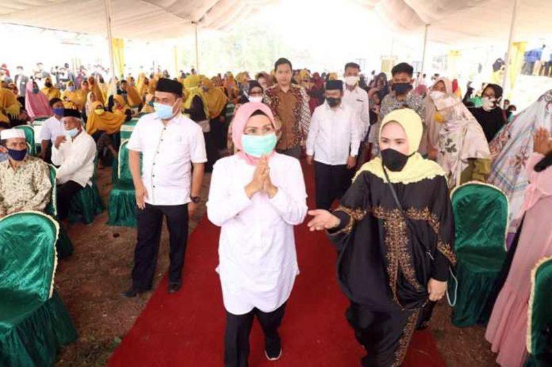 Komitmen Ratu Tatu Chasanah Bentuk Generasi Penerus Serang Yang Cerdas Intelektual dan Spiritual
