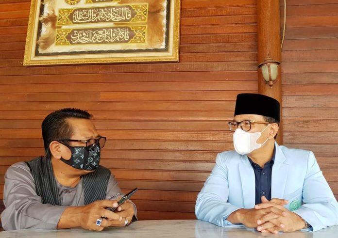 Suhaili FT Kerahkan Kader Golkar NTB Menangkan Mohan Roliskana-TGH Mujiburrahman di Kota Mataram