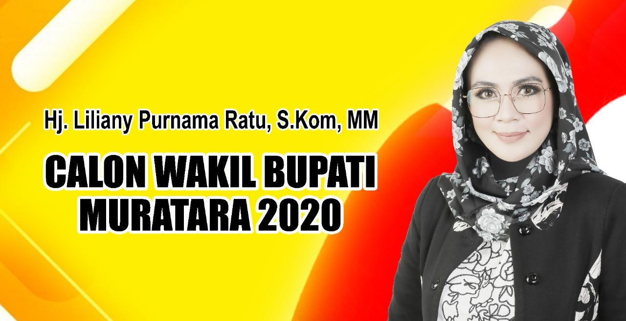 Liliany Purnama Ratu Siap Dampingi Alfirmansyah Karim Jadi Cawabup Muratara