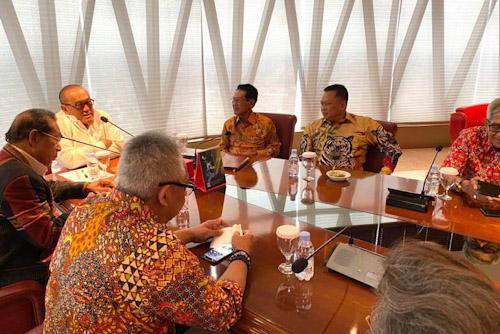 Bamsoet Harap Ormas di Indonesia Jadi Kekuatan Sosial Jaga Pancasila dan NKRI