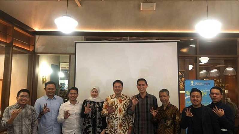 Azis Syamsuddin Dukung M Alipudin Jadi Ketua Umum HIPMI Jaya