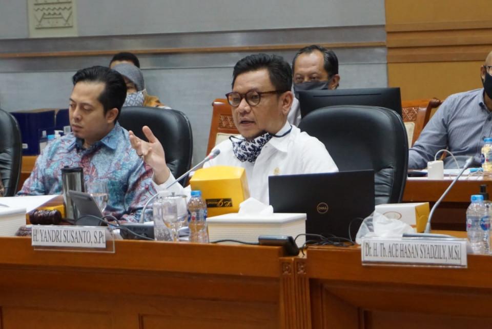 Ace Hasan Minta Kepastian Penutupan Pelaksanaan Umroh, Kemenag Pastikan Itu Hoaks