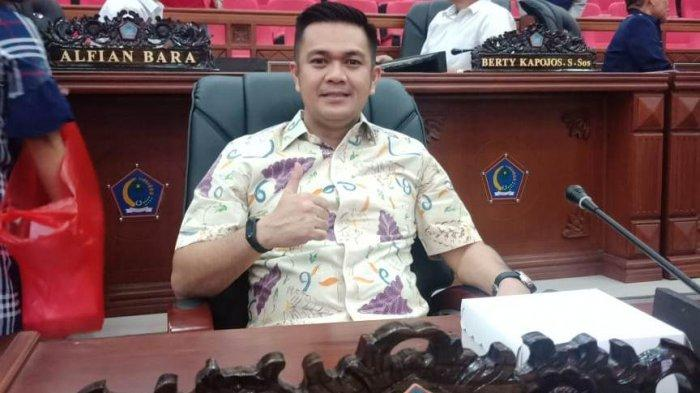 Tunggu Keputusan Mendagri, James Arthur Kojongian Segera Lengser Dari Wakil Ketua DPRD Sulut