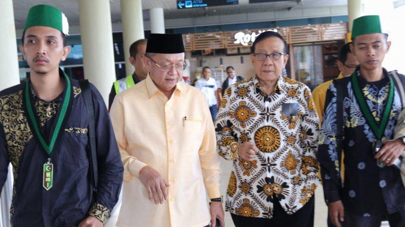 Akbar Tandjung Dukung Cek Endra Maju di Pilgub Jambi 2020