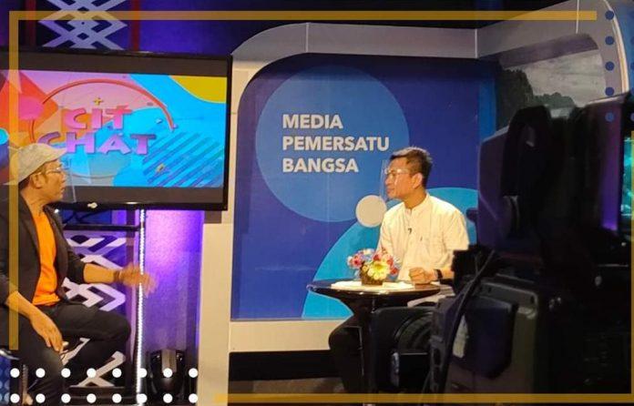 Ketua AMPI Sultra Radhan Algindo Nilai Kaum Milenial Punya Pemikiran Seksi dan Kaya Inovasi