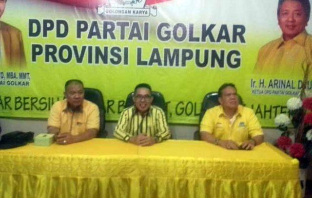 Yakin Didukung Golkar, Ini Janji Zaiful Bokhari Jika Terpilih Jadi Bupati Lampung Timur
