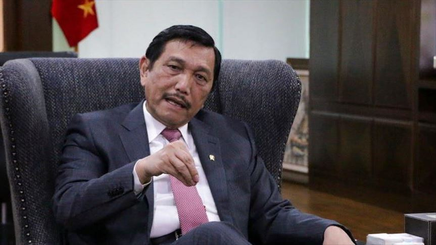 Jadi Investor Ibukota Baru, Luhut Pandjaitan Klaim Softbank Bakal Kucurkan Rp.1.400 Triliun
