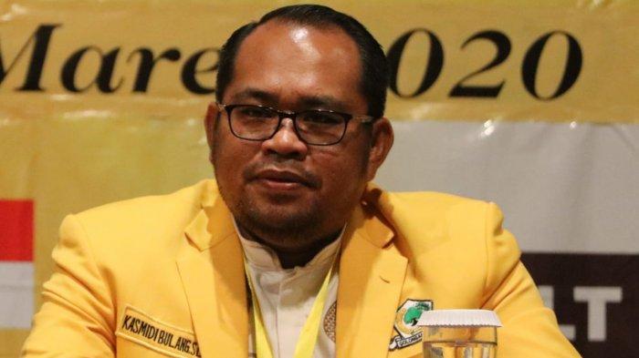 Kecewa Tak Kantongi Rekomendasi DPP Golkar, Kasmidi Bulang Pastikan Tetap Maju di Pilbup Kutim