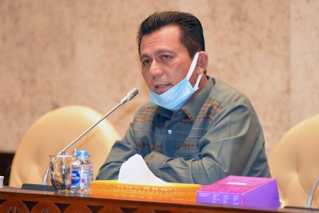 Ansar Ahmad Nilai Transportasi Online Bantu Pemerintah Putar Ekonomi dan Kurangi Pengangguran