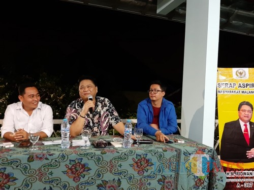 Ridwan Hisjam Ungkap Rencana Pembangunan Pelabuhan Terbesar Indonesia di JLS