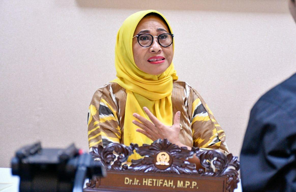 Bukan Pindahkan Masalah Jakarta, Hetifah Ingin IKN Baru Di Kaltim Jadi Smart City dan Citizen