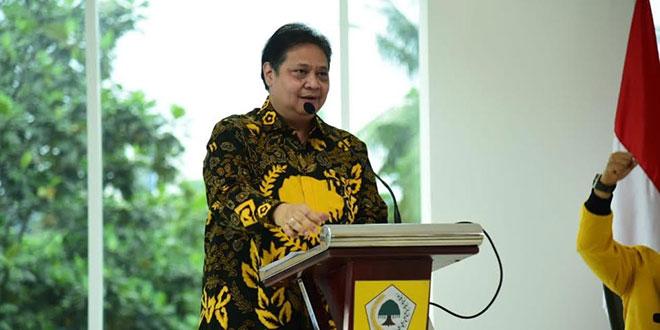 Airlangga Harap Kader Golkar Dapat Jadi Role Model Perwujudan Pancasila