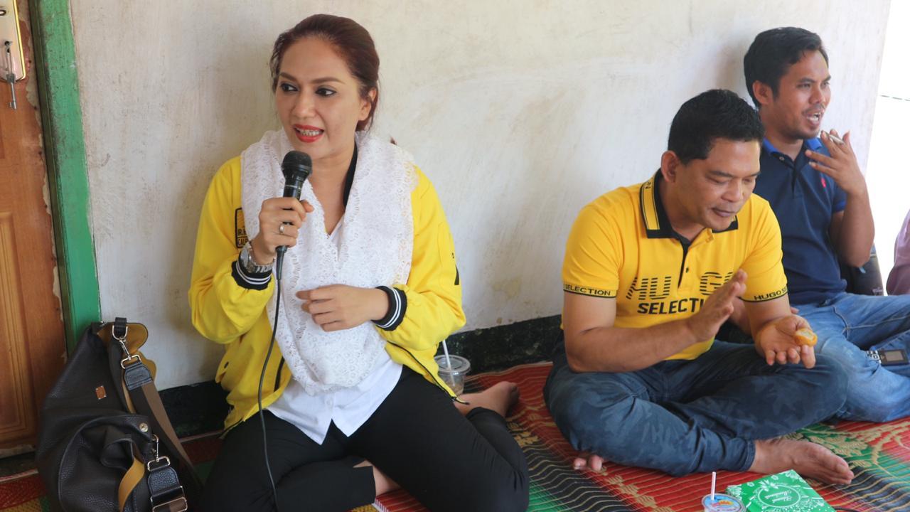 Musda Golkar NTB Berpotensi Aklamasi, Chris Parangan Ungkap Sari Yuliati Direstui Ketum Airlangga