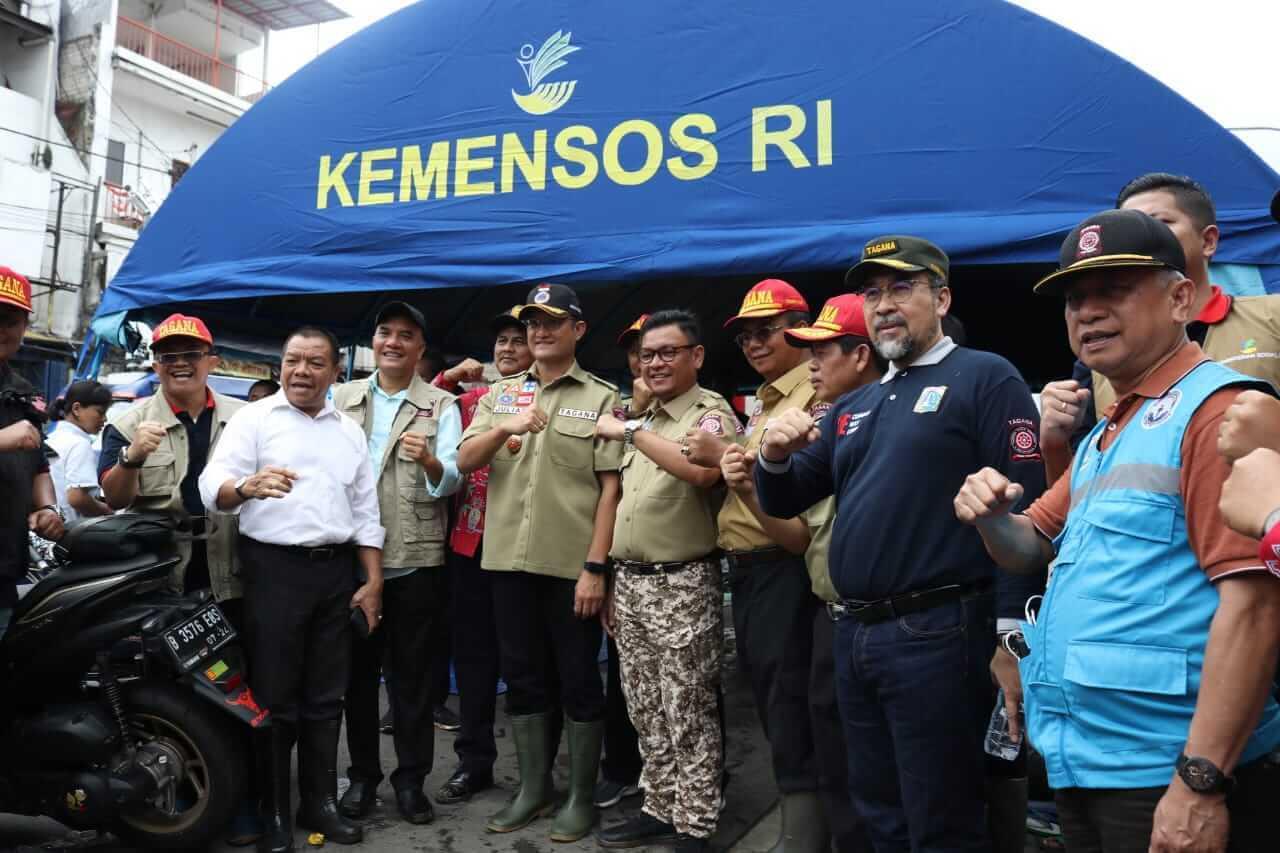 Ace Hasan Desak BNPB dan Kemensos Lebih Siap Hadapi Banjir Tahun 2020