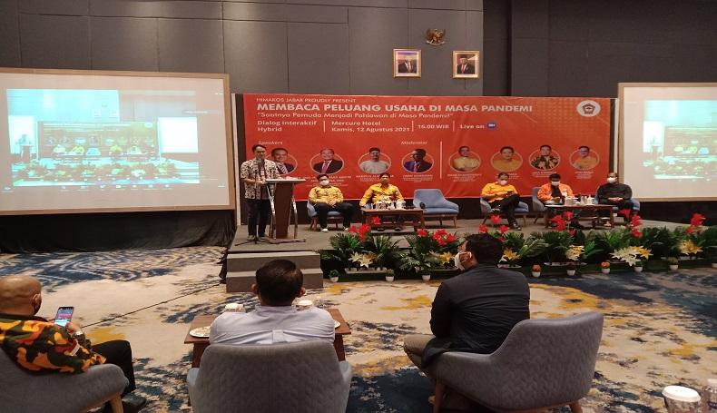 Wamendag Jerry Sambuaga Dorong Industri Game Online Jadi Tulang Punggung Ekonomi RI