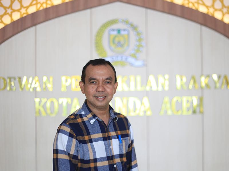 Sabri Badruddin Minta Pemko Banda Aceh Serius Mendata dan Membina Pelaku UMKM