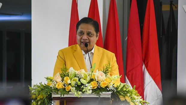 Ketua Golkar Banyumas, Arif Dwi Kusuma: Airlangga Sosok Santun Yang Bisa Diterima Semua Kalangan